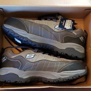 Sketchers Steel Toe Sneakers